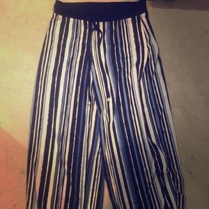 Flared pants! Brand new without tags!